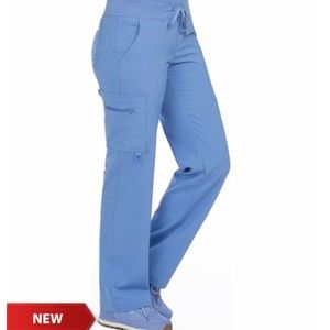 Med Couture Activate Ceil Blue Scrub Pants
